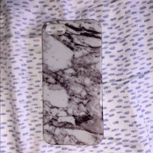 Accessories - Marble 5S Phone case
